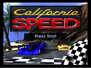 California Speed
